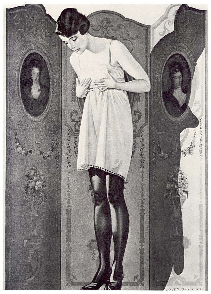 Vintage Stocking Fashion