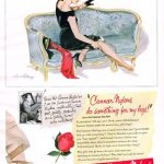 Hosiery Fashion Timeline