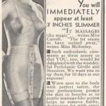 Lingerie History – 1930's