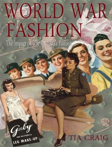 1940s World-War-Fashion-influence - Glamourdaze