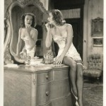 1930's fashion – Lingerie and Pre Code Hollywood