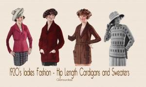 1920s-womens-fashion---sweaters-cardigans-tunics