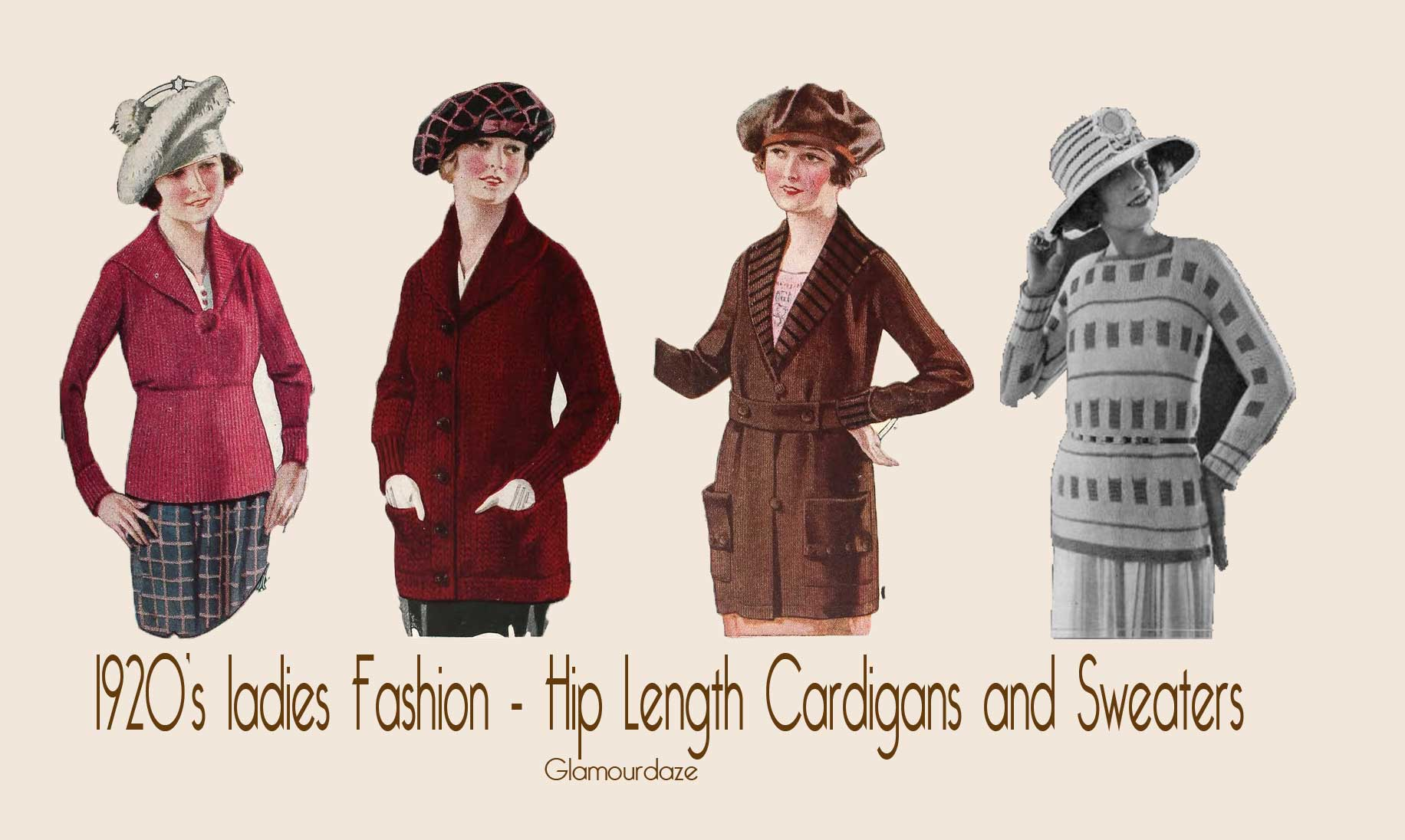 1920s fashion - Womens Dress and Style | Glamourdaze
