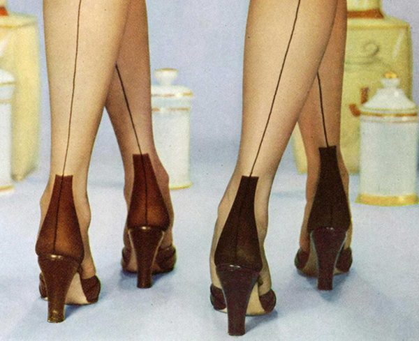 dfaf9931a9393 Vintage Style Shoes of the 1940's - A Shopping Guide