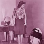 1940's Fashion – A womans guide to Posture