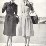 1940's Fashion – A young womans wardrobe plan 1947