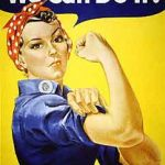 World War Women – Rosie the Riveter