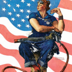 Rosie the Riveter 1940s