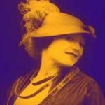 Edwardian Fashion – Restored Two Tone Color Film