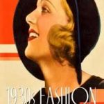 2012 Glamourous Vintage Fashion Wall Calendars !