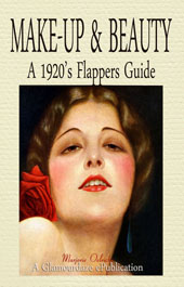 1920s makeup and beauty guides