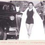 Vintage Fashion Report – 1930's Swimwear