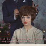 Rare Vintage 1960's Hairstyles Film