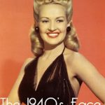 Vintage 1940's Beauty Secrets – Hair and Face Contour.