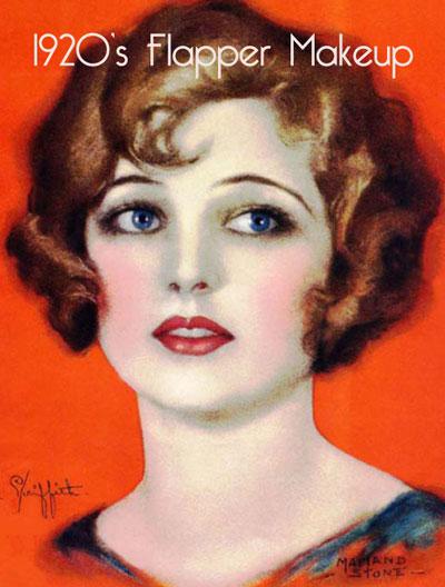An Original Flappers Guide To 1920u0026#39;s Make-up | Glamourdaze