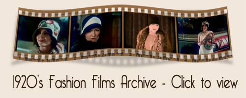 1920s fashion film