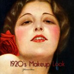 1920's fashion – An Original Flappers Guide to 1920's Make-up.