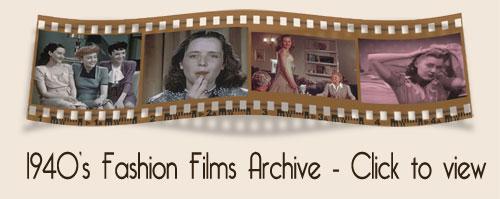 1940s fashion film