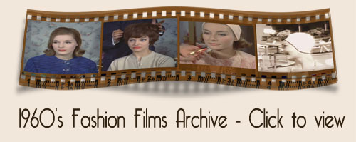 1960s fashion film