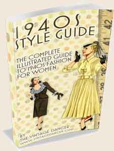 1940s fashion style guide for women