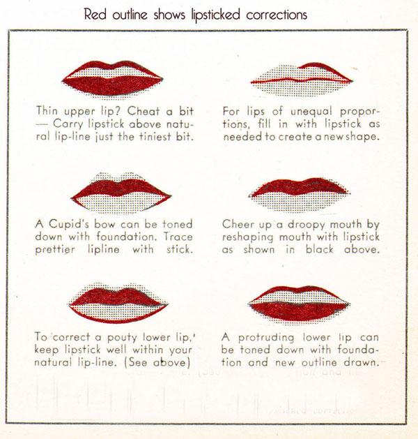 Make Big Lips Smaller Naturally