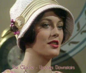 Cloche-Hat---Leslie-Anne-Down---Televisions-first-Flapper