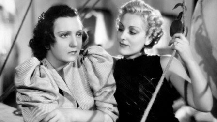 1920's flapper - La Garconne 1936