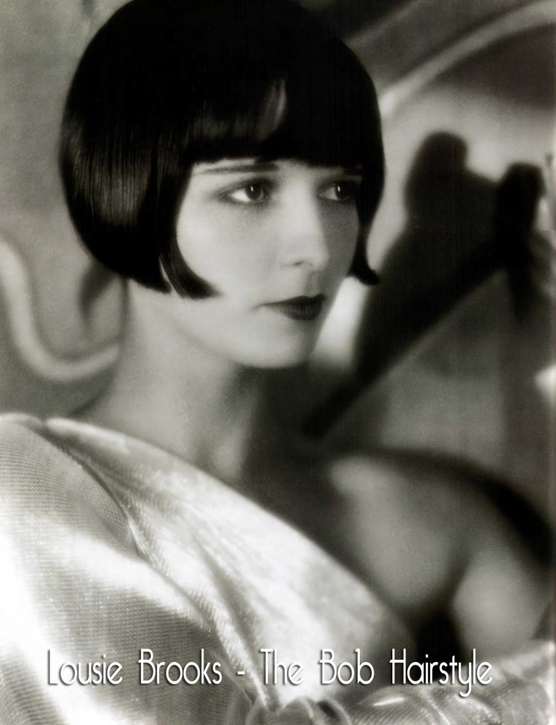 Louise-Brooks---The-Bob-Hairstyle---GlamourDaze