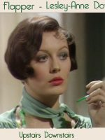 The Flapper Makeup Style - Lesley-Anne Down