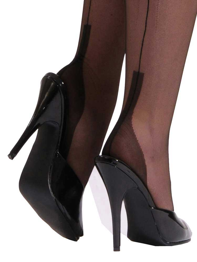 3de888f0024 ... seamed cuban heeled stockings from What Katie Did –.  cuban-heel-fully-fashioned-stockings.