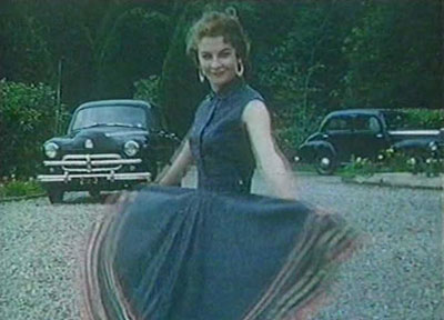 Rare 1950 S Fashion Film From Ireland Glamourdaze