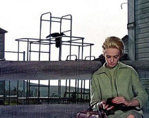 The-Birds-Tippi-Hedren---the-green-suit