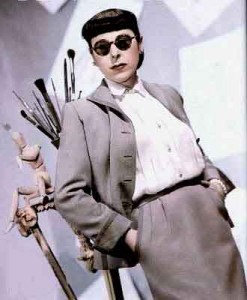 edith head - hollywood costume designer