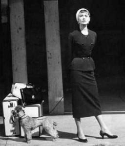 Audrey Hepburn --Sabrina