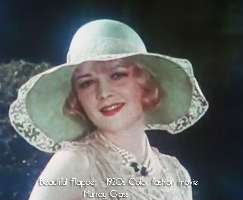 Discovered Color 1920 S Fashion Movie Glamourdaze