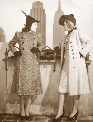 Dress Fashion on 1930s Dress Fashion Line