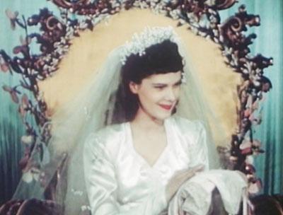 1940s-fashion---wedding-dress