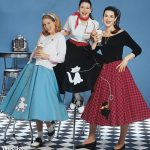 The 1950's Circle Skirt Phenomenon
