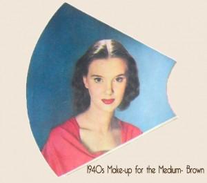 helena rubinstein 39 s 1940s make up color chart. Black Bedroom Furniture Sets. Home Design Ideas