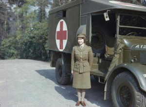 Auxiliary-Territorial-Service-Princess-elizabeth-world-war1--IWM