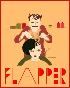 FLAPPER-HAIRCUT ---Glamourdaze-2012