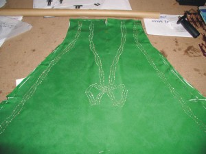 Heritage-Inlay---atonement-dress-cutting