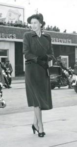 Queen-Elizabeth 11--Canada-1951