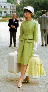audrey hepburn---1960s-fashion