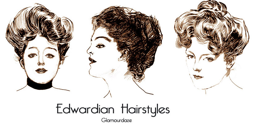 hair styles for nappy hair history of womens fashion 1900 to 1969 daze 1905