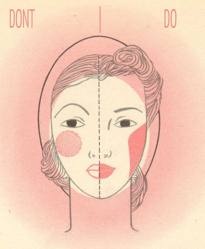 Astounding Oval Face Makeup Mugeek Vidalondon Short Hairstyles Gunalazisus