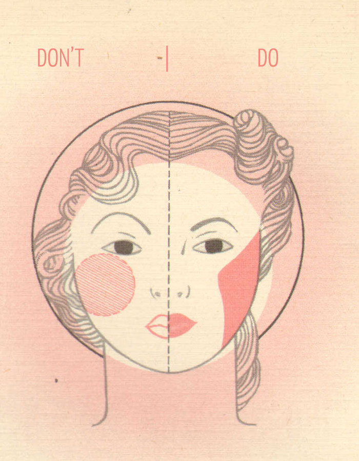 round-type-face---1940s-makeup-guide