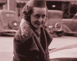 street fashions filmed in the 1930s