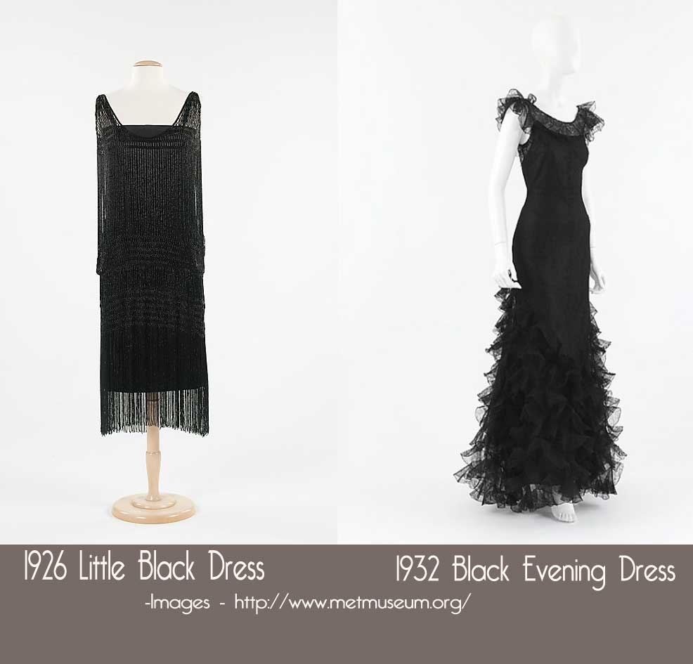 The Little Black Dress - from Chanel to Givenchy | Glamourdaze