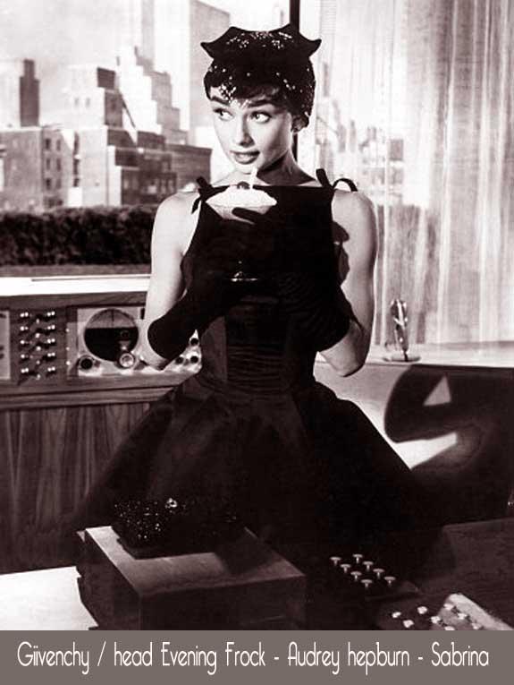 Edith Head Famous Dresses The Little Black Dress...